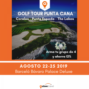 Golf Tour Punta Cana - Active Travel Agency