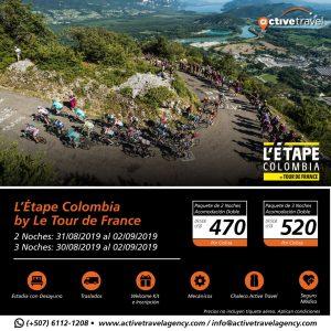 L'Étape Colombia by Le Tour de France - Active Travel Agency