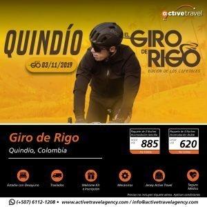 El Giro de Rigo - Active Travel Agency