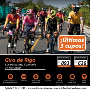 Gran Fondo Giro de Rigo 2020 - Active Travel Agency