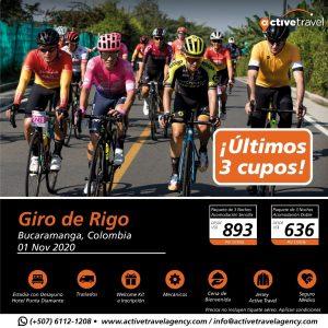 Gran Fondo Giro de Rigo 2020 - Active Travel Agency