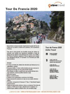Portada Programa Tour de Francia